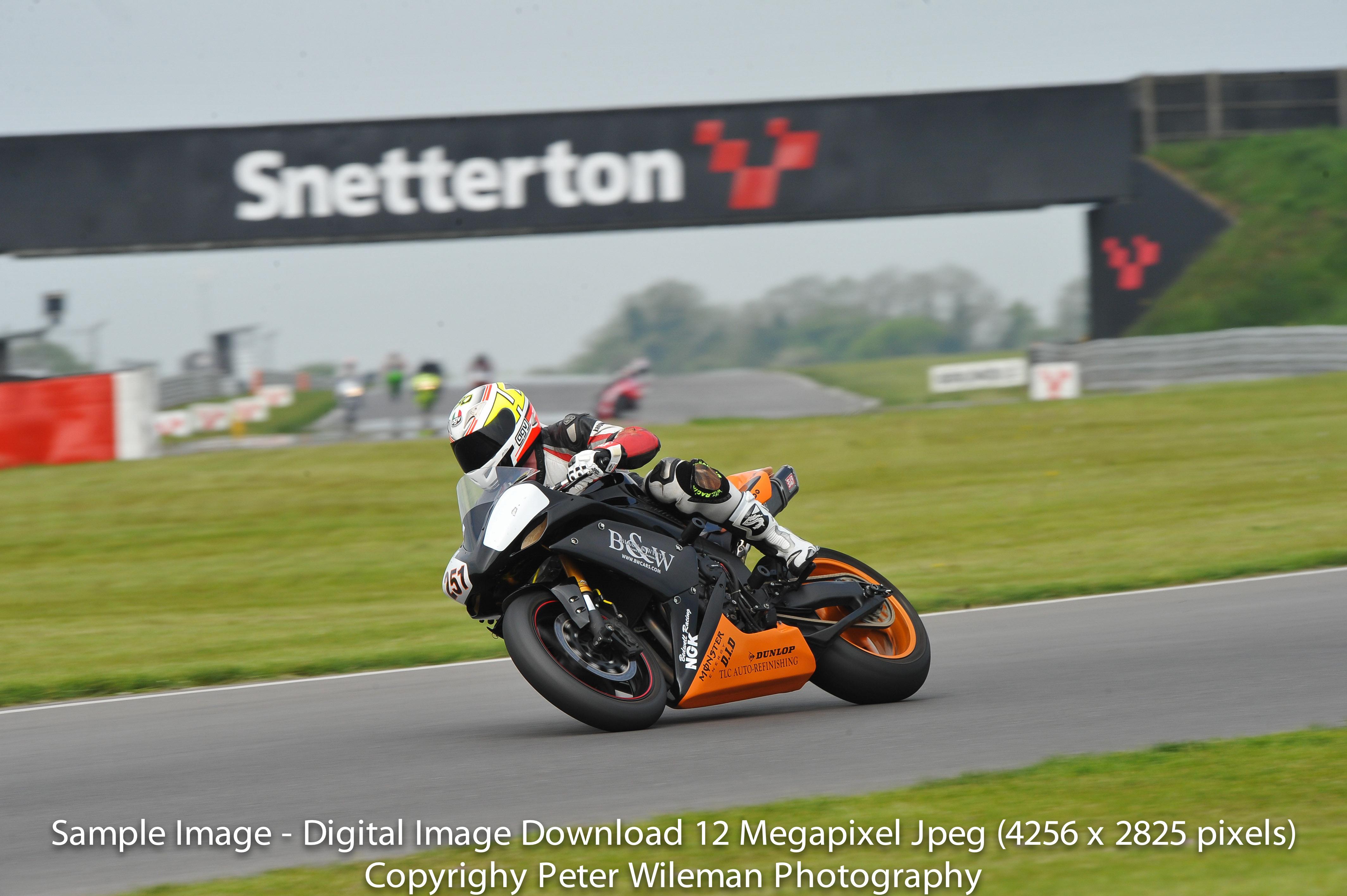 22-05-2012 Snetterton trackday photographs